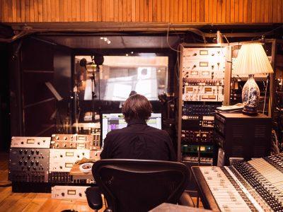 Analog Recording Workflow