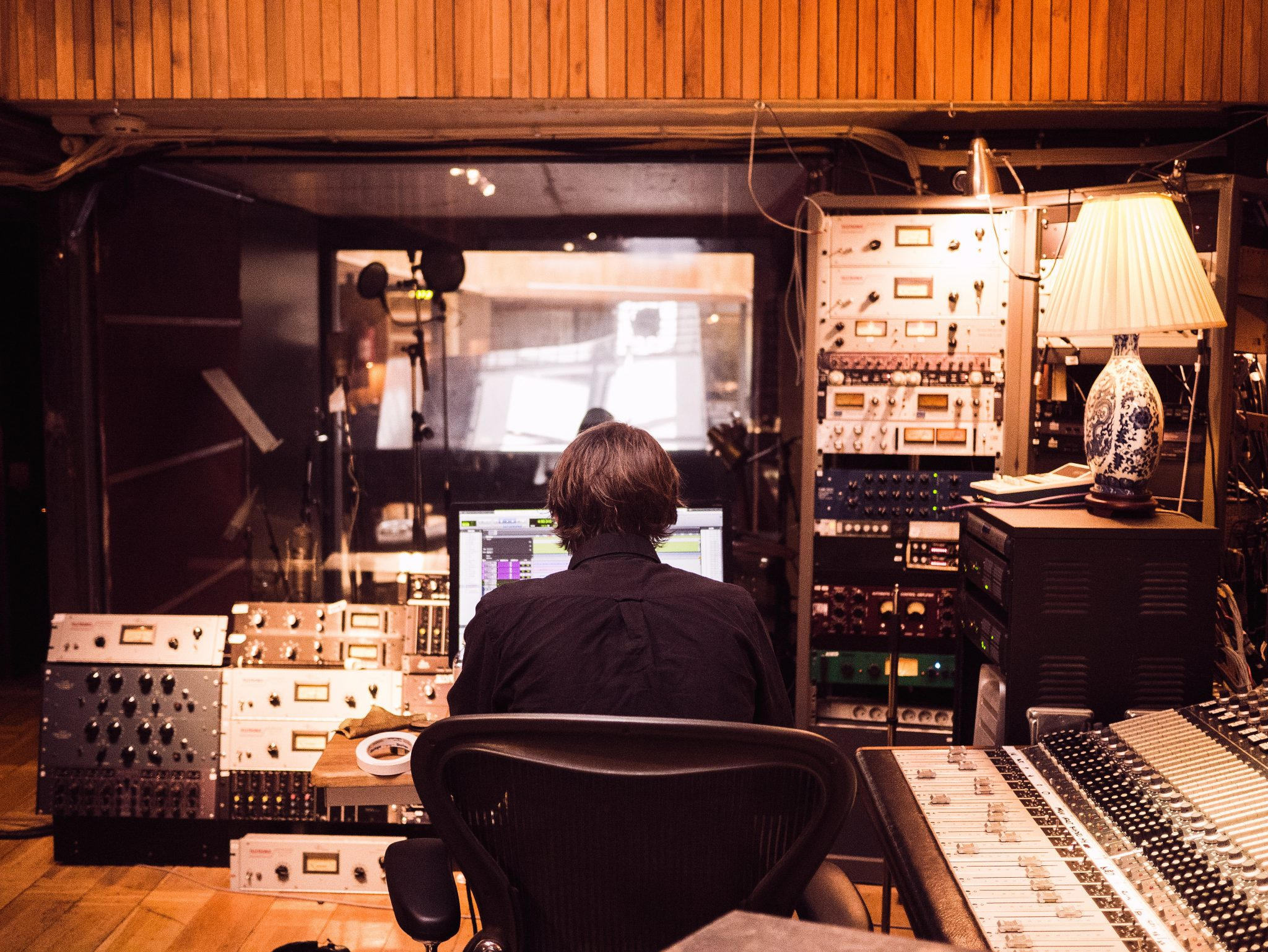 Analog Recording Workflow With Outboard Gear