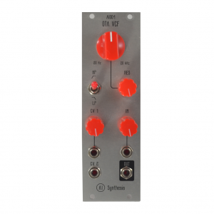 MS20 style OTA filter Module by AISyntehsis.
