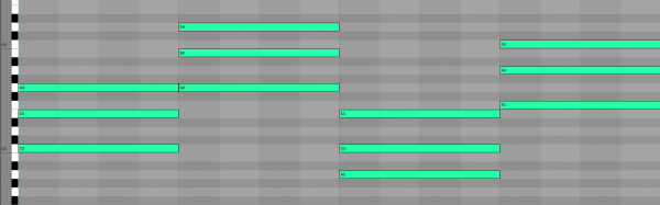 6d Common Chord Progression