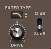 Filter Drive