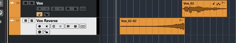 Reverse Vocal